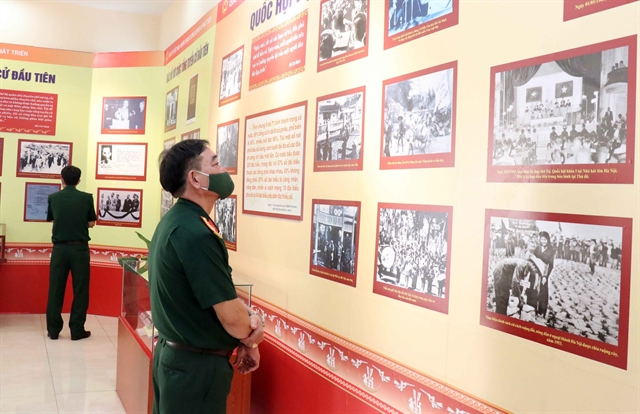 Exhibition showcases the development of National Assembly