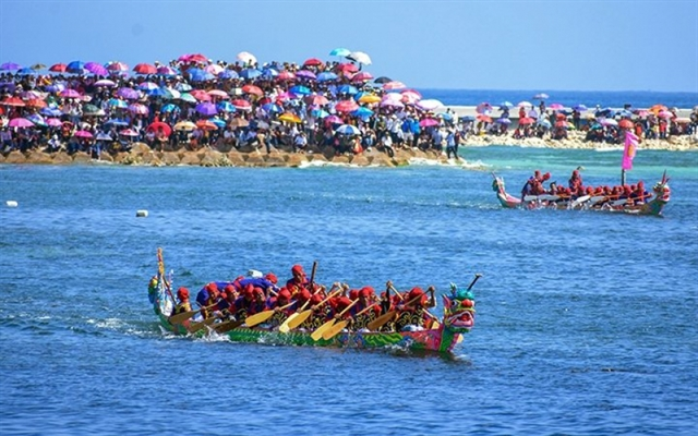 Boat race festival recognised as national intangible cultural heritage