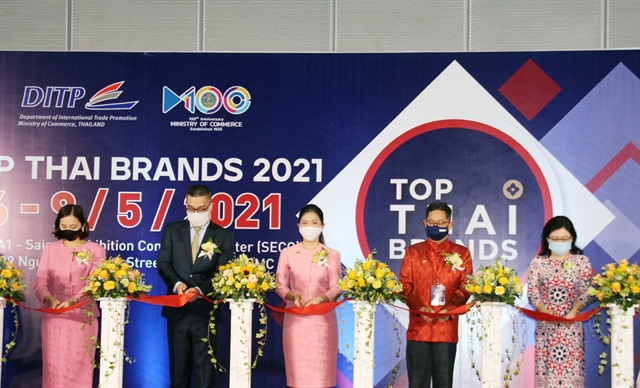 HCM City hosts Thai trade fair