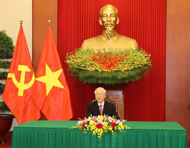 Việt Nam always treasures special ties with Cuba: Party chief