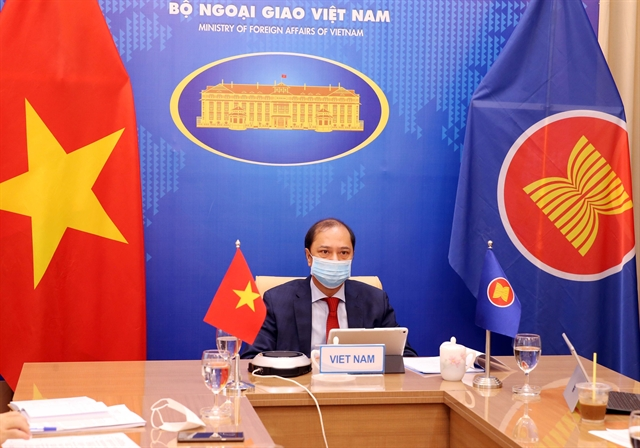 Việt Nam attends virtual 34th ASEAN-US Dialogue