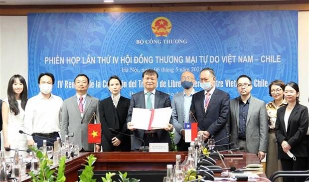 FTA providing impetus for Việt Nam - Chile trade