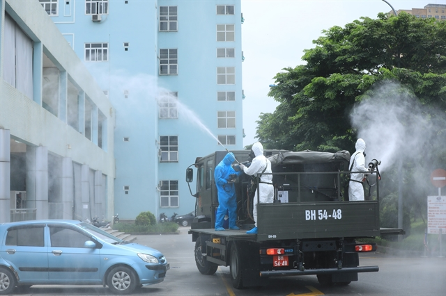 Army disinfects cancer hospital following cluster of COVID-19 infections