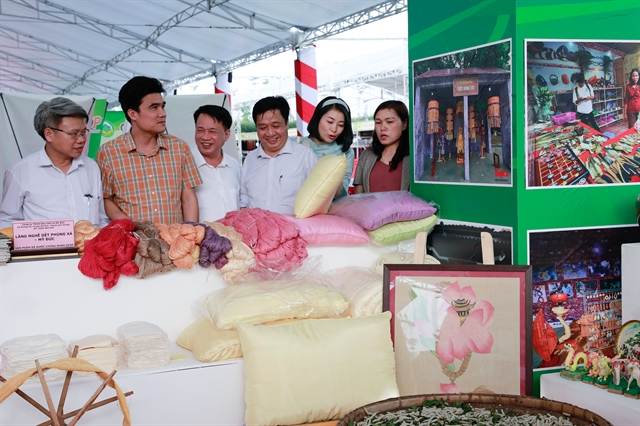 Hà Nội boosts sales of rural products