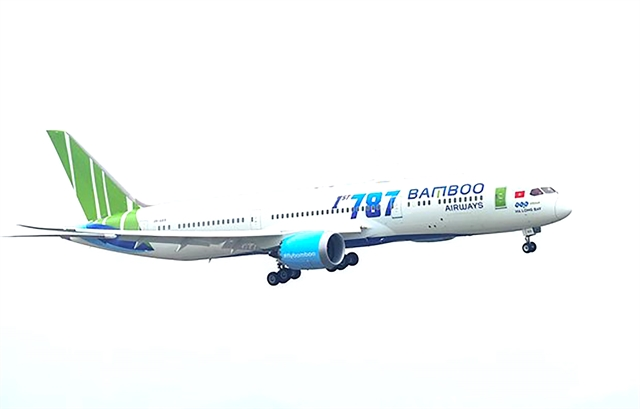 Bamboo Airways gets ready to launch Việt Nam-US direct flights