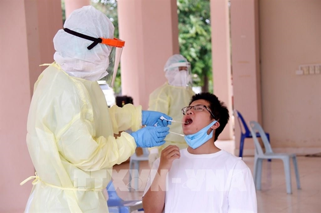 Hà Nội reports 5 new cases one Vietnamese patientdiesin Laos