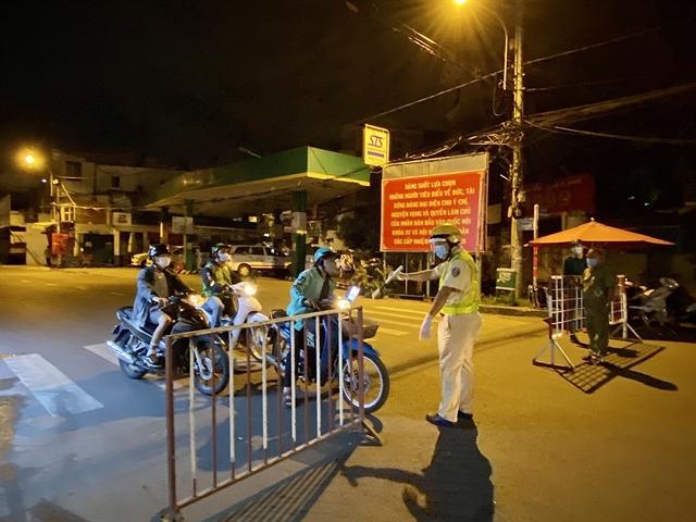 HCM City restricts public transport