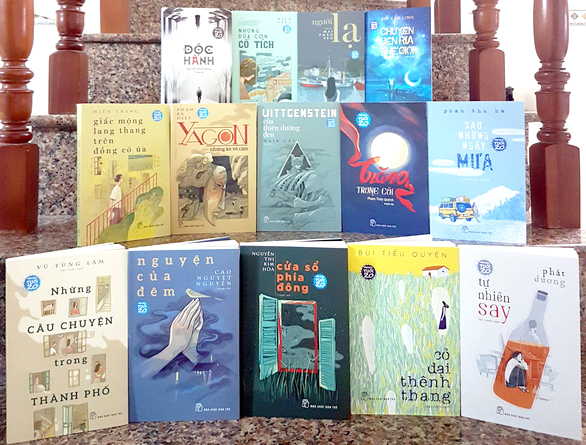 Books by young writers take on life of today