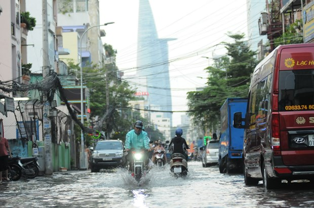 HCM City adds newservice charge to water bills from Jan 1