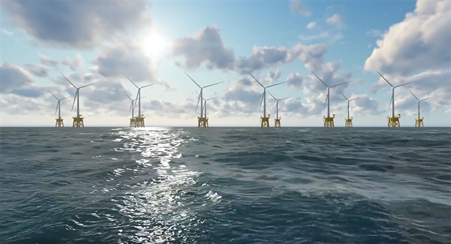 Việt Nam recommended to set higher target for offshore wind power development