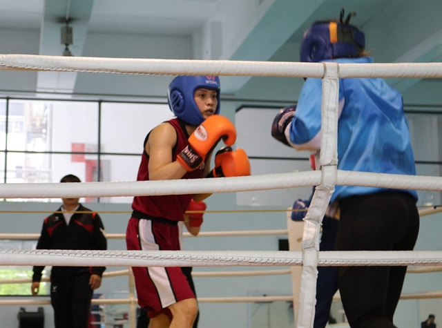 Boxer Tâm expected to gain ticket to Tokyo Olympics