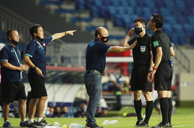 Absent Park confident ahead of crunch UAE match