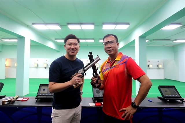 Vietnamese shooterinvited to compete at Tokyo Olympics
