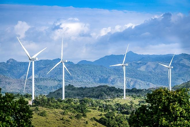 Eight wind power plants in Sóc Trăng to be finished by October