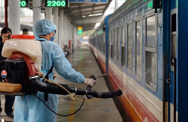 Railway businesses focus on cargo transport to reduce pandemic impacts