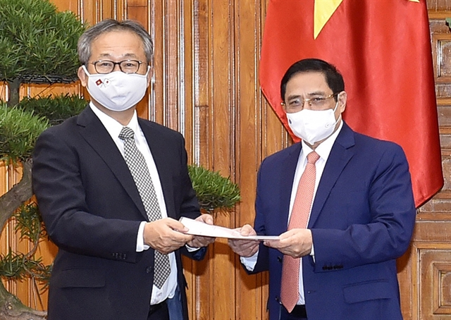 PM hopes for Japans continued cooperation in pandemic combat