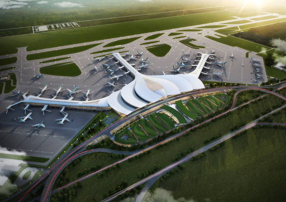 ACV asks to borrow US dollars for Long Thành airport project