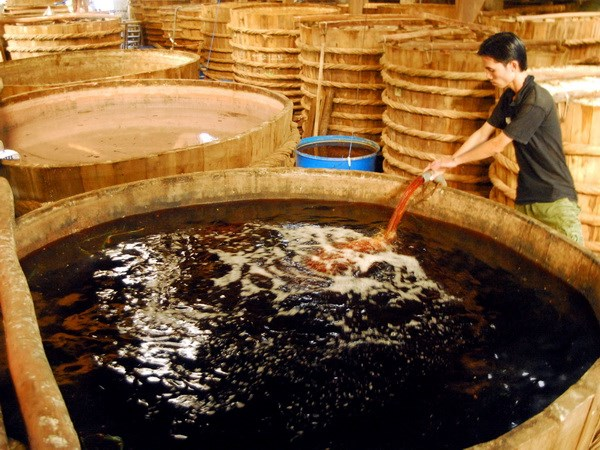 Phú Quốc fish sauce making becomes national intangible cultural heritage