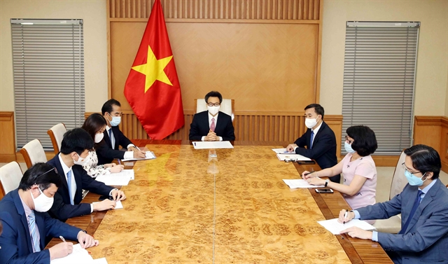 Việt Nam calls on WHO to accelerate transfer of COVID-19 vaccine supply and production technology