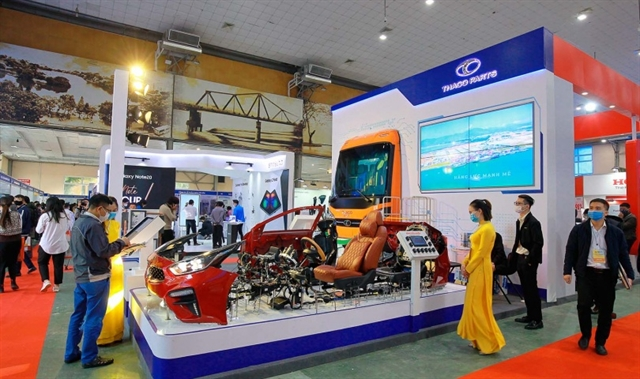 International expo on support industries slated forOctober