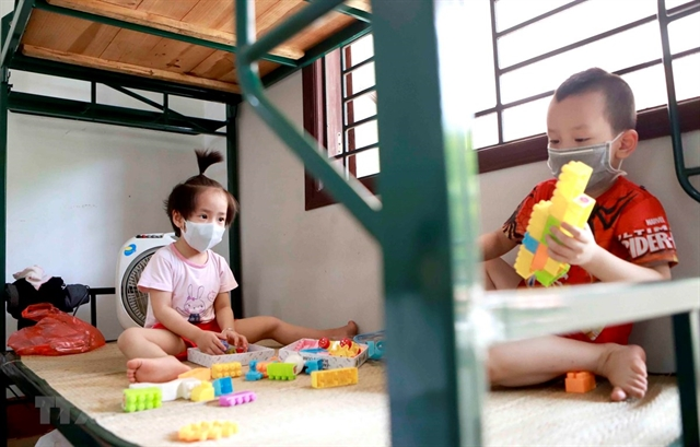 Children in quarantined areas get money for meals