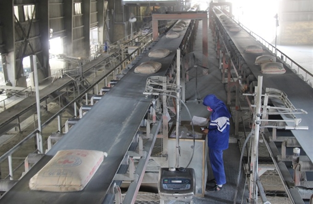 Cement exports soar by 50 per cent