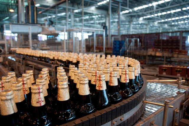 Beverage stocks face more challenges despite positive results in Q1