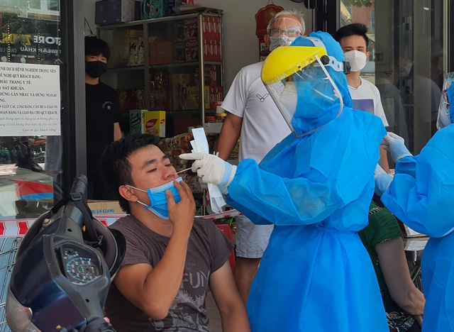 Đà Nẵng City ramps up COVID-19 testing following new community outbreak
