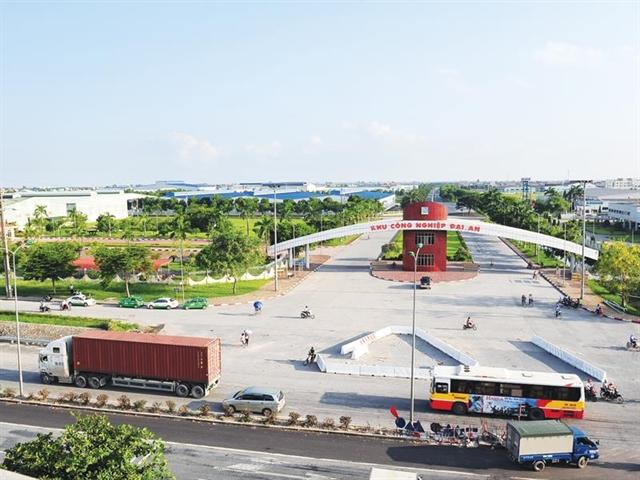 Hải Dương greenlightsthreenew industrial clusters
