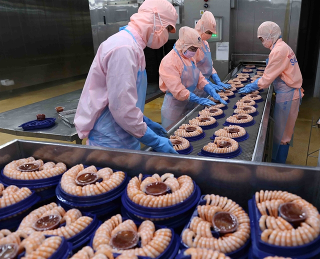 Seafood companies expect higher revenue on brighter prospects