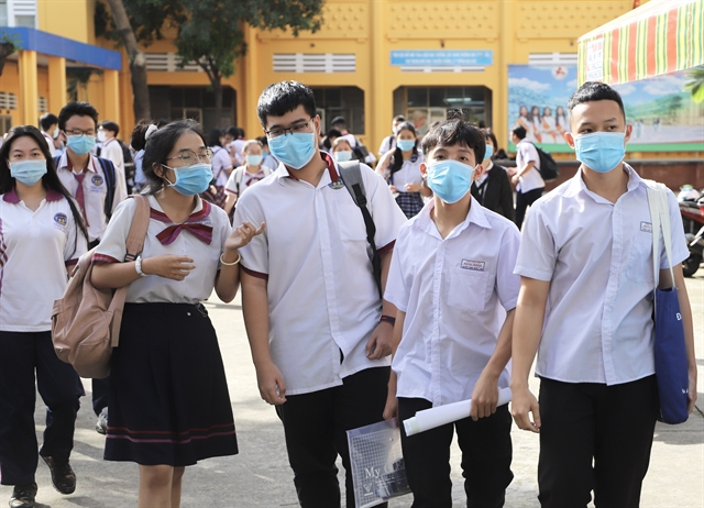 HCM City to organise national high school graduation exam as scheduled