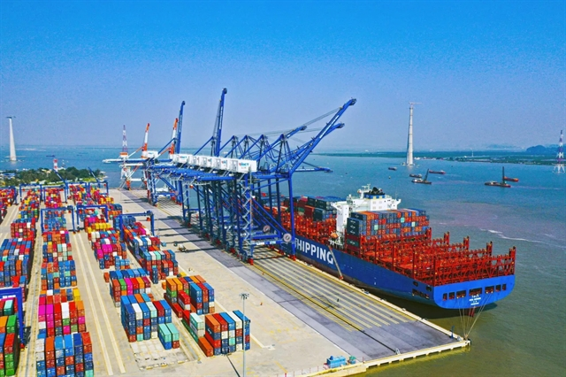 VCCI proposes working group to tackle container shortage stabilise logistics fees