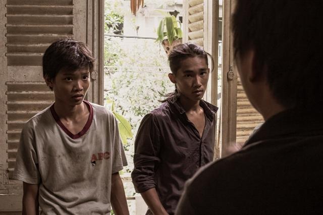Khoa wins best actor award for Ròm at Asian Film Festival