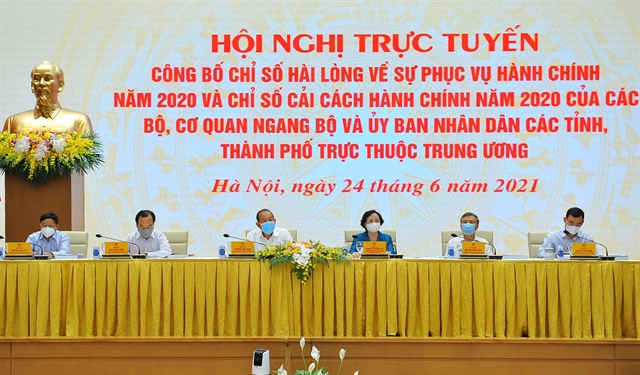Quảng Ninh continues to top country in public administration reform