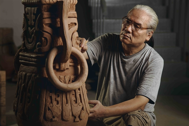 Luy Lâu ceramics featurethe soul of an ancient citadel