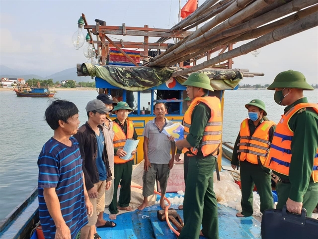 PM requests tighter information coordination to fight IUU fishing