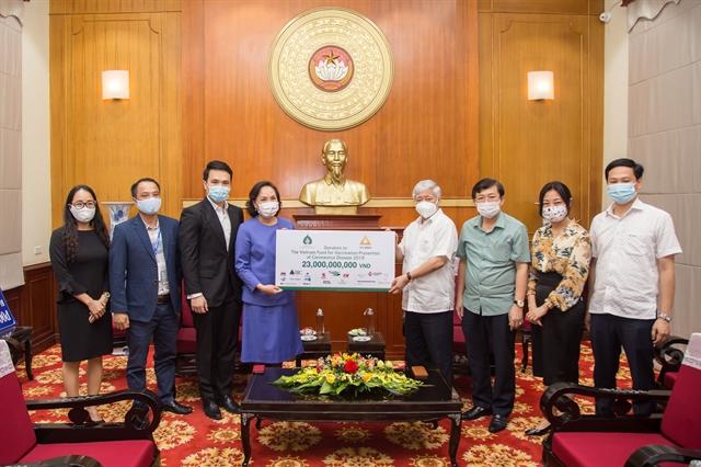 TCC Group donates US1 million to Việt Nams COVID-19 Vaccine Fund