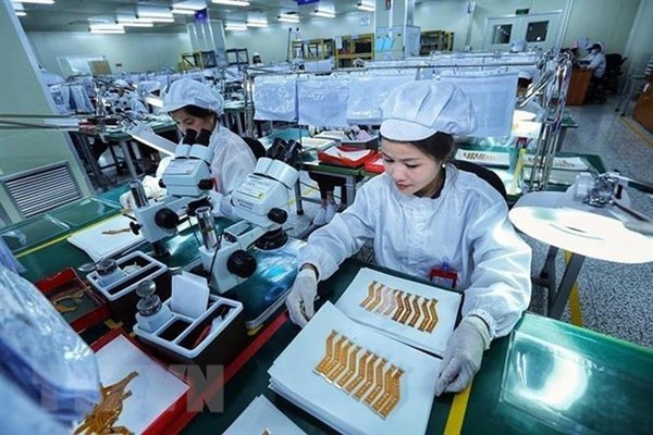 Việt Nam attracts over US15 billion of FDI in six months
