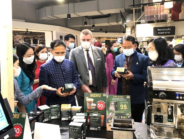 Fair introduces high-quality Vietnamese products to Thai consumers