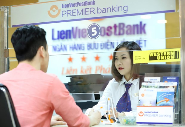 LienVietPostBank to pay dividend in shares at rate 12%