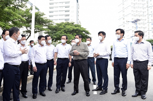 PM orders strictCOVID-19 prevention measures amid worsening situation in HCM City
