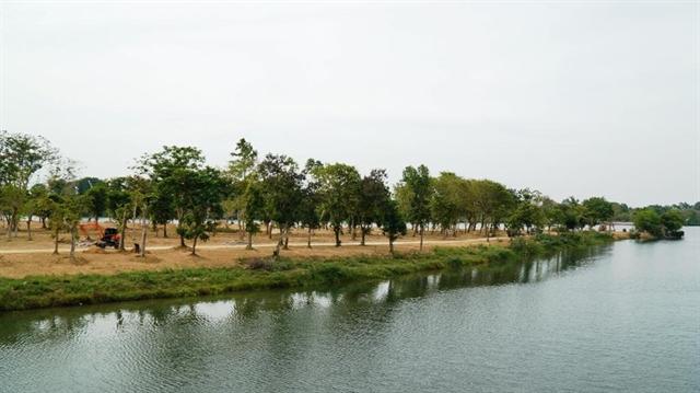 Huế to rebuild royal garden alongside Perfume River