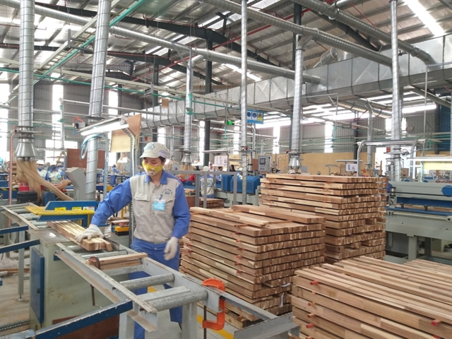 Việt Nam wood exports to rise to new record level