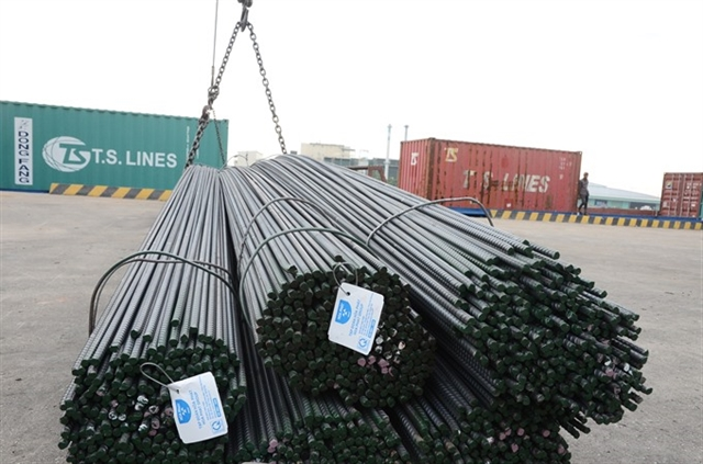 Vietnamese iron and steel exports to the EU soar