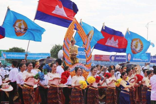 Congratulations sent to Cambodian party on founding anniversary
