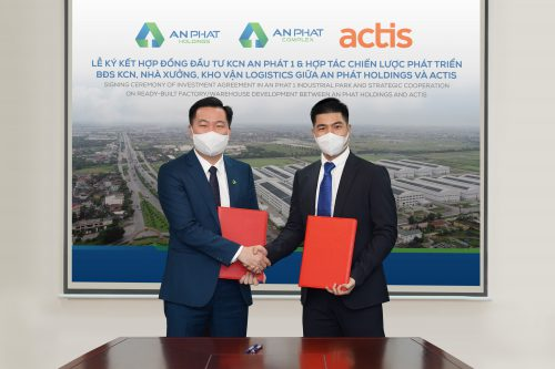 Actis to invest over US20 million in An Phát 1 Industrial Park