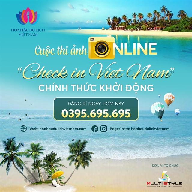 Miss VietnamTourism Global2021 launchedonline