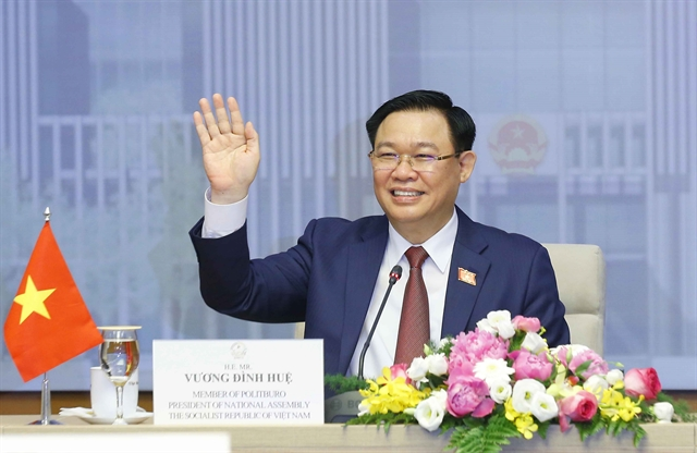 NA Chairman holds online talks with Cambodian counterpart