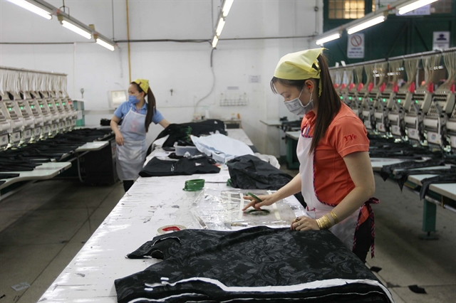 Manufacturing sustained in HCM City despite social distancing
