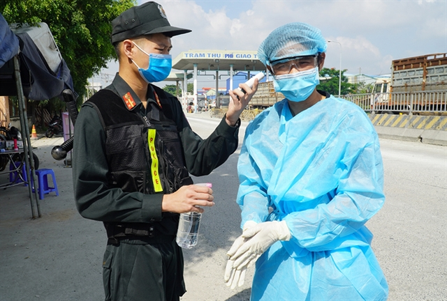 Đồng Naiexempts experts workers from HCM City from quarantine